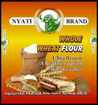 Coast Miller New Whole Wheat Flour